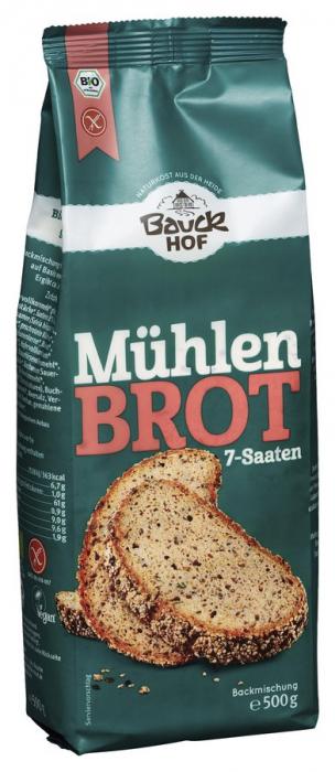 Mix pentru paine de moara FARA GLUTEN [0]