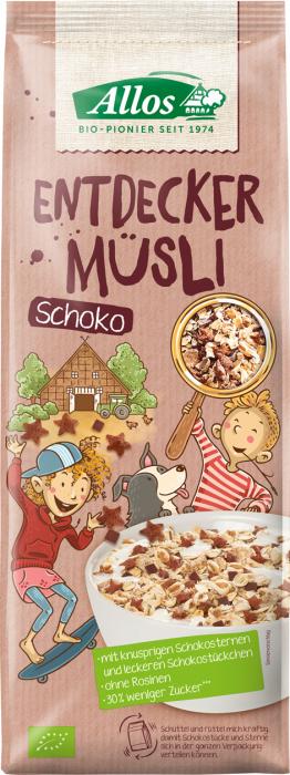 Musli bio cu ciocolata pentru copii [0]