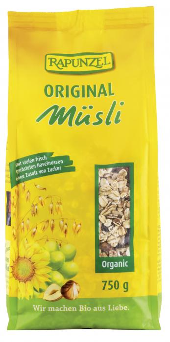 Musli Bio Original RAPUNZEL [0]