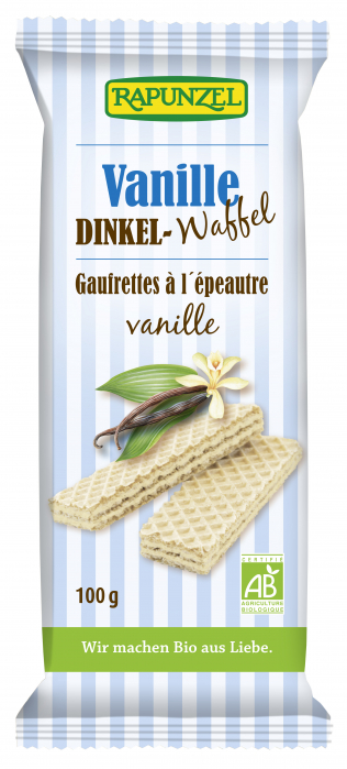 Napolitana bio cu vanilie [0]