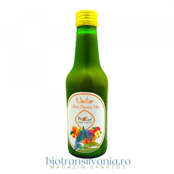 Nectar Catina, Priersica si Mar, 250ml Biocat 0