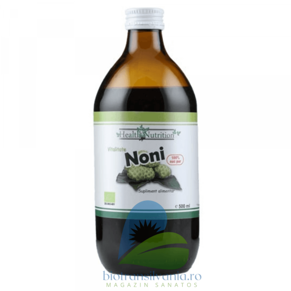 Noni Bio 100% Pur 500ml, Health 0