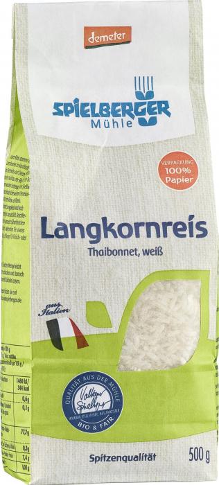 Orez alb cu bob lung Thaibonnet Demeter [0]