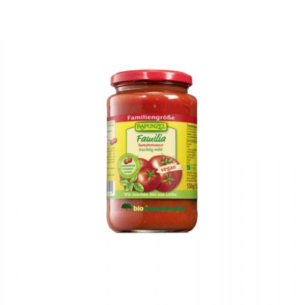 Sos de tomate Vegan 550gr Rapunzel 0