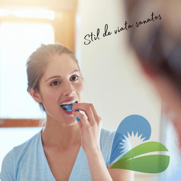 Parodont ulei ayurvedic pentru igena orala 50ml, Biotika 1