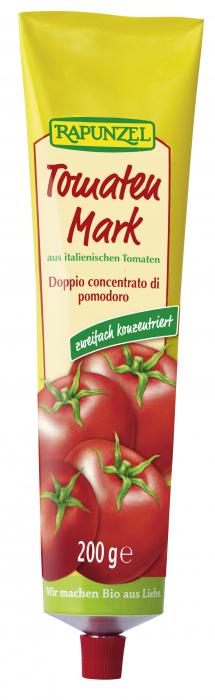 Pastă de tomate bio 22%, în tub [0]