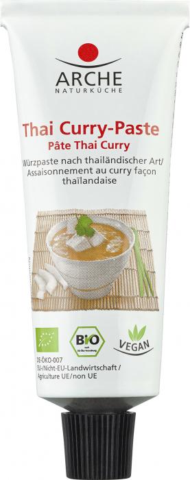 Pasta de curry Thai [0]