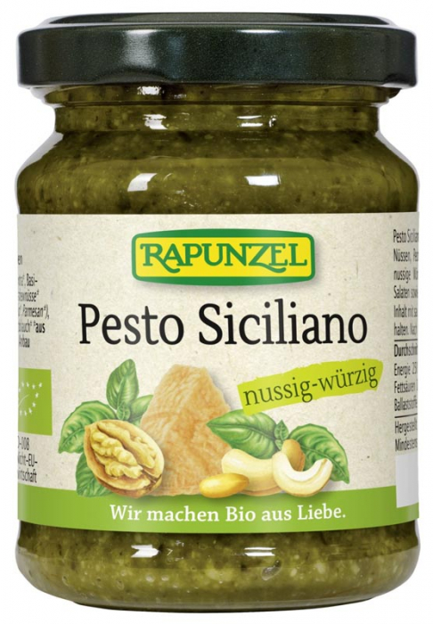 Pesto Siciliano Bio [0]