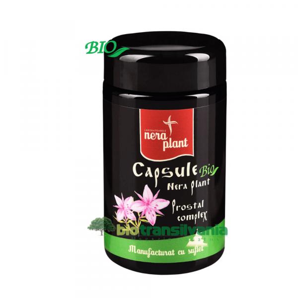 Capsule Prostal Complex BIO Nera Plant 0