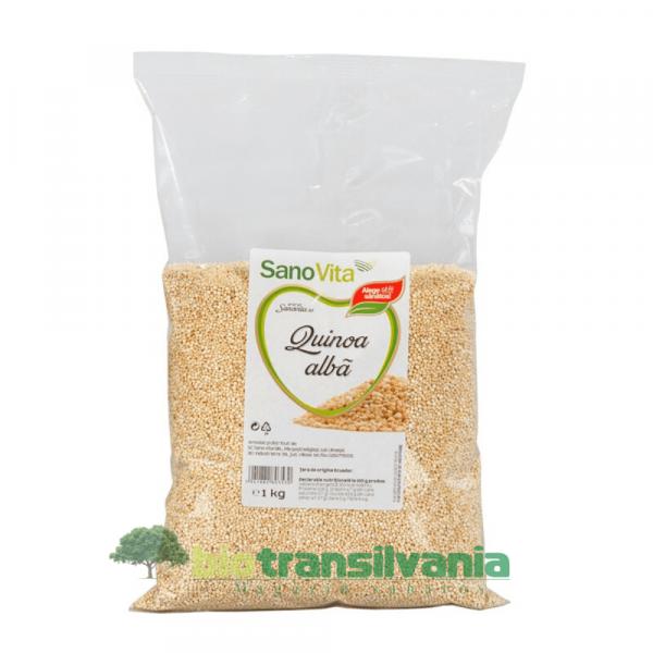 Quinoa albă 1kg Sanovita 0