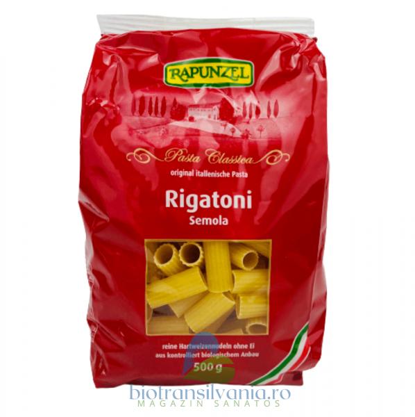 Rigatoni BIO Semola 500g Rapunzel 0