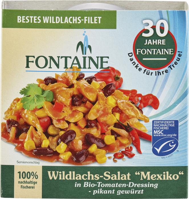 Salata de somon salbatic Mexico [0]