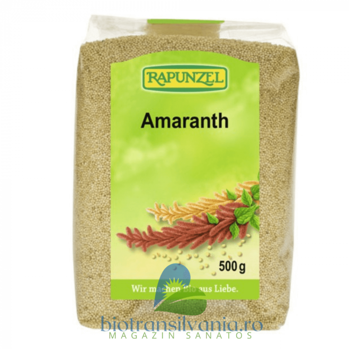 Samanta Amarant BIO, 500g Rapunzel 0