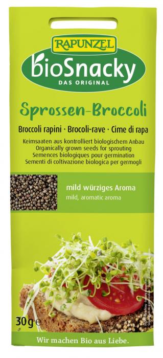 Seminte bio de brocoli pentru germinat [0]