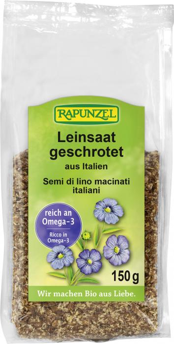 Seminte de in zdrobite organice [0]