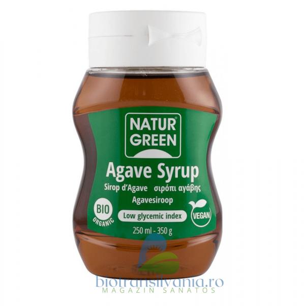 Sirop Bio de Agave Indulcitor 250ml Natur Green 0