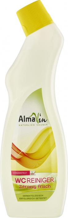 Solutie ecologica pentru curatat toaleta Lemon fresh [0]