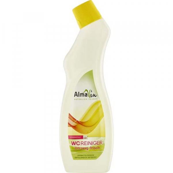 Solutie pentru curatat toaleta Lemon fresh 750 ml AlmaWin 0