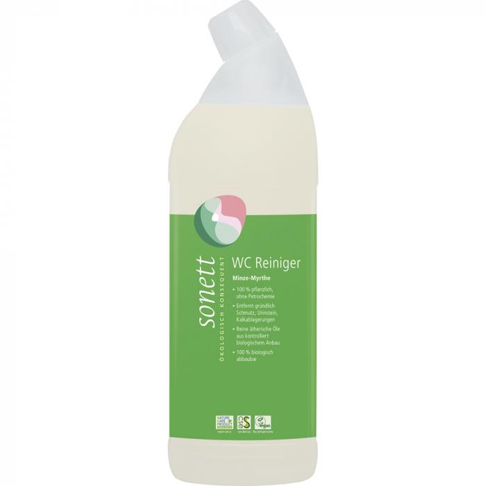 Solutie organica pentru curatat toaleta [0]