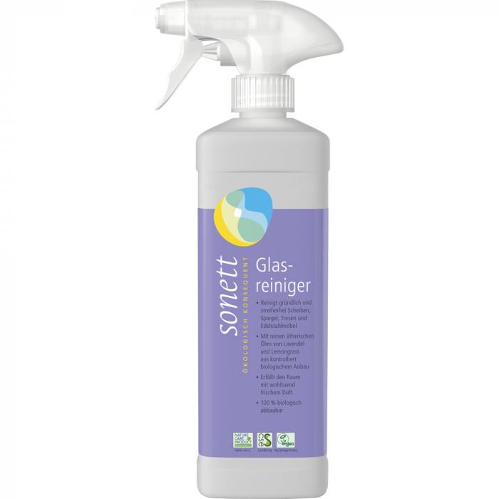 Solutie pentru curatat sticle si ferestre cu spray [0]