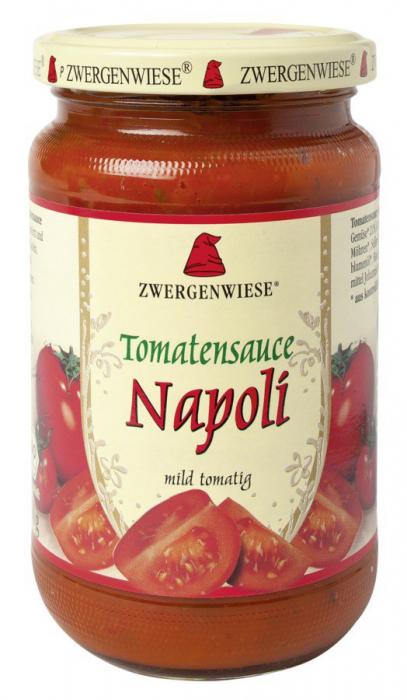 Sos bio de tomate ecologice Napoli [0]