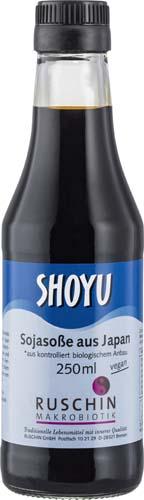 Sos de soia fin bio Shoyu [0]