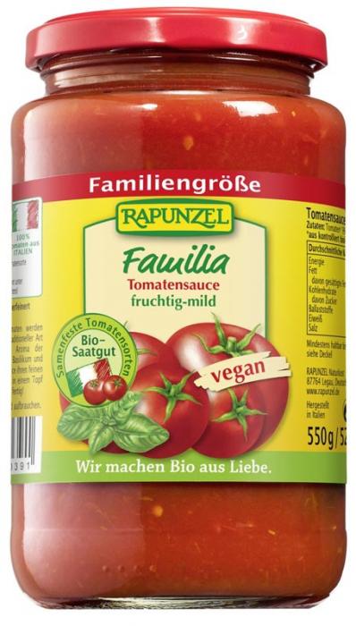 Sos de tomate Familia [0]