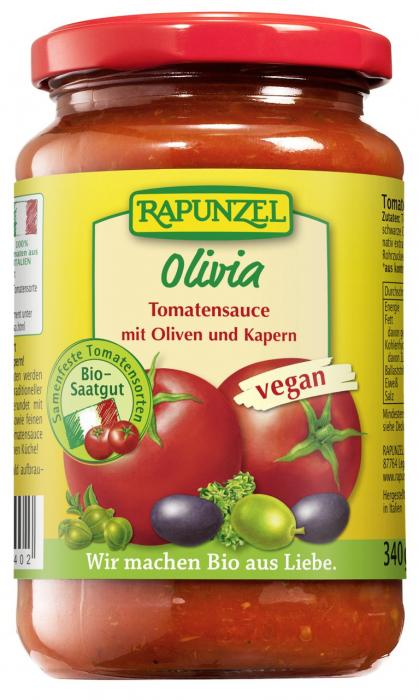 Sos de tomate Olivia bio [0]