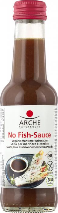 Sos No-fish bio, vegan [0]