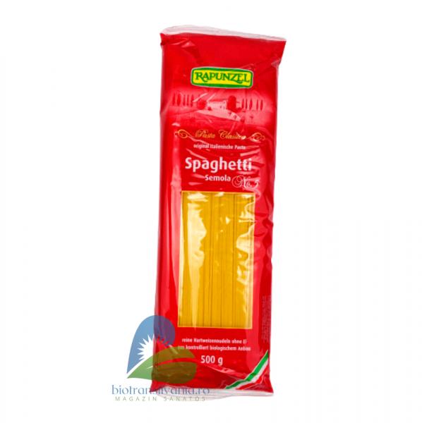 Spaghetti BIO Semola, 500g Rapunzel 0