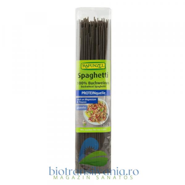 Spaghetti BIO din Hrisca Integrala Fara Gluten, 250g Rapunzel 0