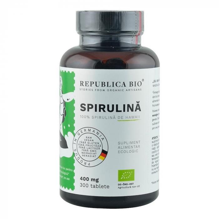 Spirulina bio [0]