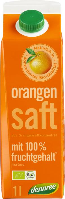 Suc de portocale din concentrat bio [0]