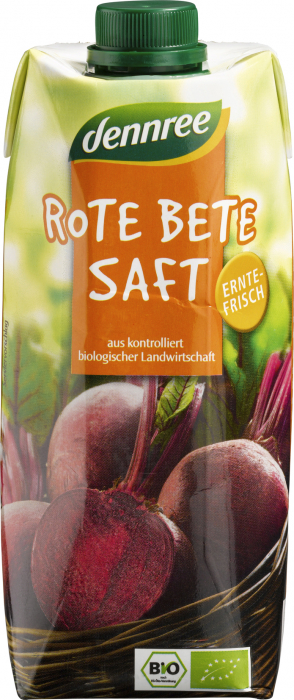 Suc de sfecla rosie bio VEGAN [0]