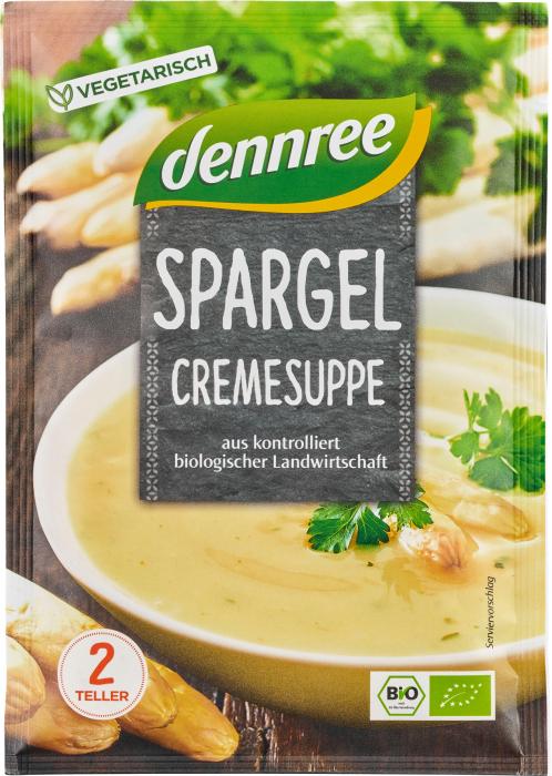 Supa crema de sparanghel bio, la plic [0]