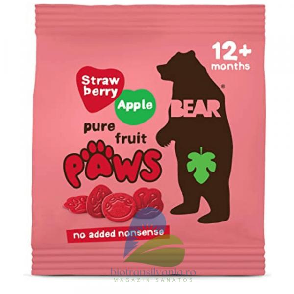 Biscuiti din Capsuni si Mar 20g Bear 0