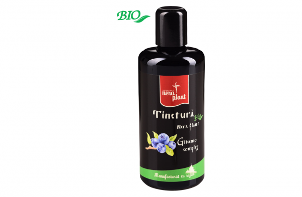 Tinctură BIO Glicemo-Complex 0