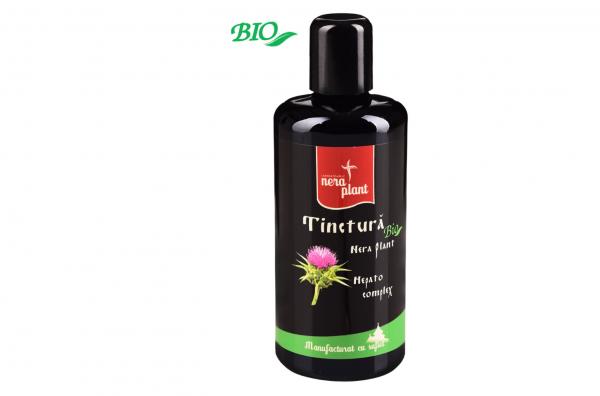 Tinctură BIO Hepato-complex, Nera Plant 0