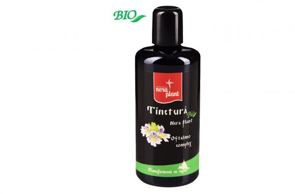 Tinctură BIO Oftalmo-complex, Nera Plant 0
