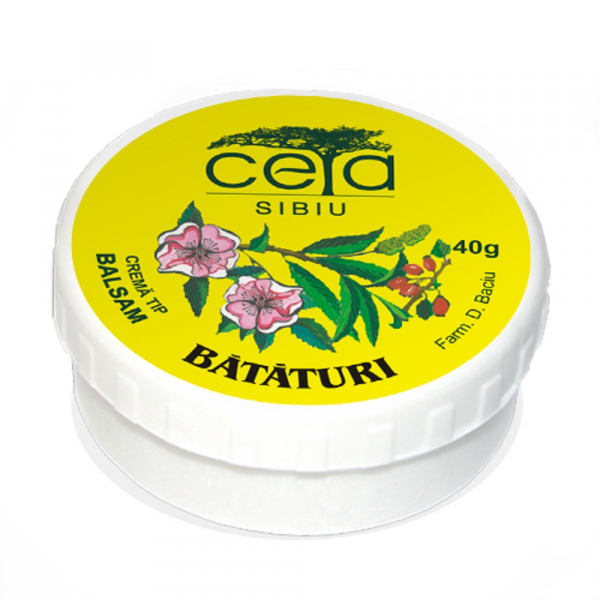 Unguent bataturi Ceta Sibiu 40 gr. 0