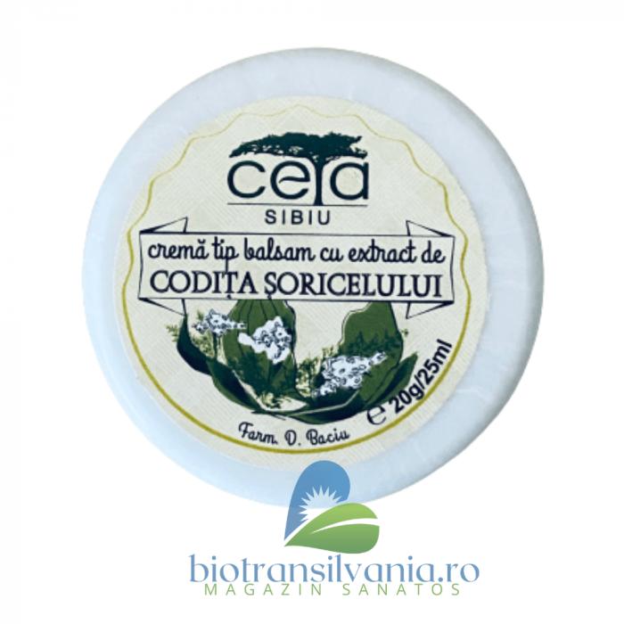 Unguent Codita Soricelului, 20g Ceta Sibiu [0]