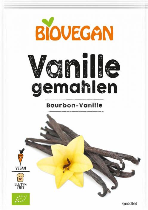 Vanilie Bourbon macinata FARA GLUTEN [0]