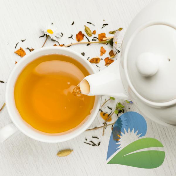 Ceai BIO Menta si Chlorella 17 pliculete, 34g Yogi Tea 1