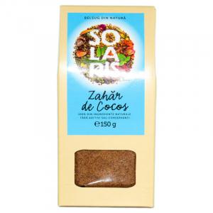 Zahar de Cocos, 150g Solaris