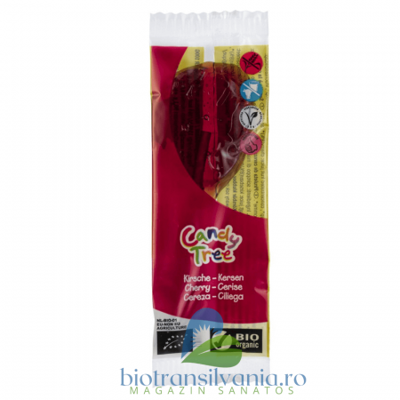 Acadea BIO cu Cirese Fara Gluten, 13g Candy Tree