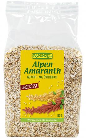 Amarant expandat bio