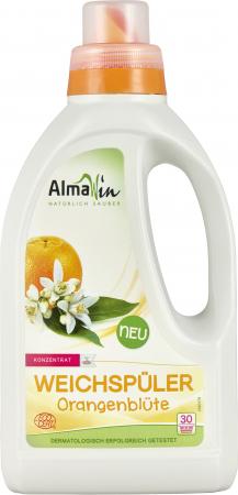 Balsam pentru rufe cu flori de portocala