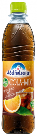 Bautura carbogazoasa bio Cola-mix