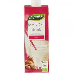 Lapte BIO din Migdale, 1L Dennree