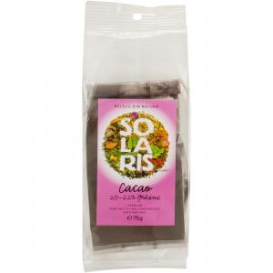 Cacao 20-22% Premium, 75g Solaris